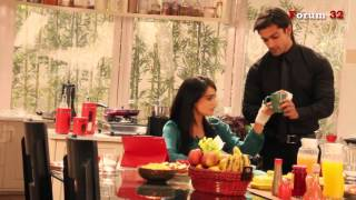 "Qubool Hai - ""Clean My Coffee Cup Please!"" - Zoya gets back at Asad"