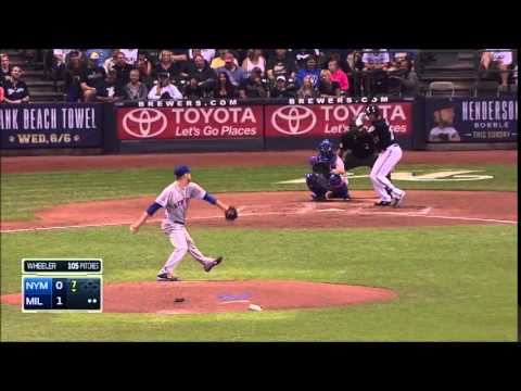 Carlos Gomez 2014 Highlights
