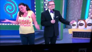 Bouncing Boobs on the Price is Right