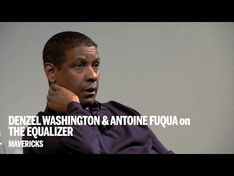 DENZEL WASHINGTON & ANTOINE FUQUA On THE EQUALIZER | Mavericks | Festival 2014