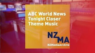 ABC World News Tonight Closer Theme