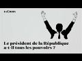 Président de la République vs Premier ministre, quel partage des pouvoirs? | Le tour de la question