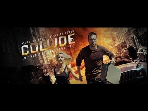 Collide (Autobahn) Movie Trailer# 2017