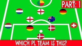 Which Premier League Team is This?(Part 1) | Football Quiz
