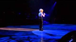 Bette Midler Wind Beneath My Wings Live In Las Vegas
