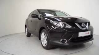 Used 2014 Nissan Qashqai | Used Nissan NI | Shelbourne Motors NI | GXZ8920