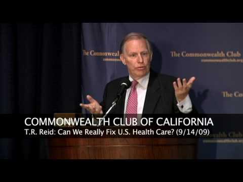 T.R. Reid (9/14/09)