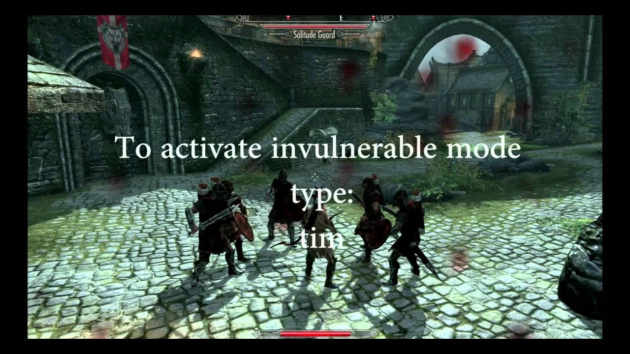 how to use codes in skyrim ps3