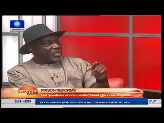 Why I Didn't Resign As Minister After NIS Stampede - Abba Moro Part 3