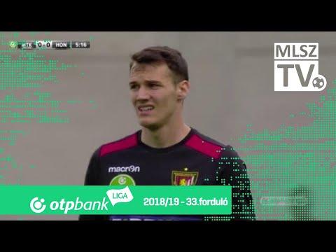 MTK Budapest -  Budapest Honvéd   | 1-4 (1-1) | OTP Bank Liga | 33. forduló | MLSZTV - kattintson a lejátszáshoz!