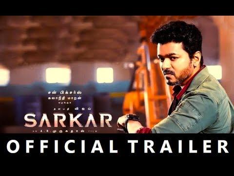 Sarkar - Official Trailer Tamil | Thalapathy Vijay | A.R Murugadoss | A.R. Rahman | 2018