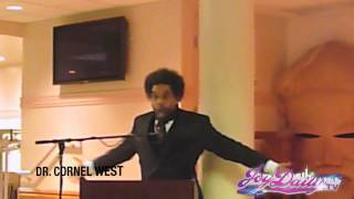 JoyDailyTV: Dr. Cornel West Speaks on Jay Z's Ownership of The Barclay Center