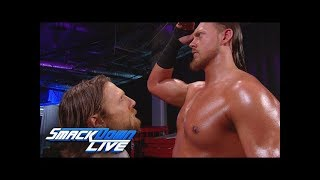 Big Cass Returns To SmackDown Live | WWE Smackdown Highlights | April 18, 2018 | WWE