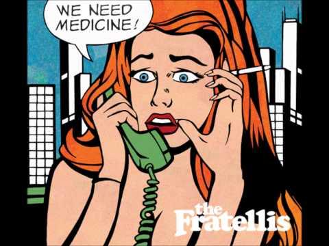 The Fratellis - Rock N Roll Will Break Your Heart