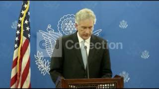 U.S ENVOY - THE U.S COMMITTED TO EGYPT DEMOCRACY