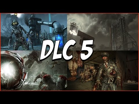 """BLACK OPS 3 ZOMBIES DLC #5"" CONFIRMED! (Black Ops 3 ""Zombies Chronicles"" + Remastered Zombie Maps)"