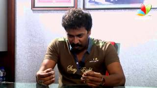 Nimirndhu Nil - Samuthirakani About Nimirndhu Nil Movie | Interview | Tamil Movie