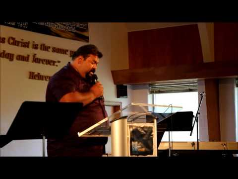 Freddy Joseph At Denver Tamil Church video