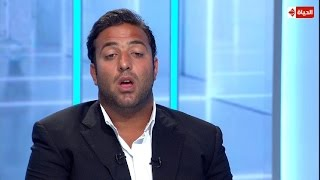 ميدو يعترف : بشرب خمرة و مش بحب دماغ الحشيش