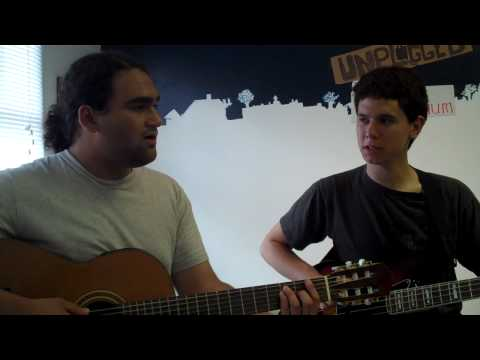 Pandamonium Jeremy and Alex cover of Glycerine by Bush