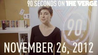 Gangnam Style, Wii U, and Star Wars - 90 Seconds on The Verge_ Monday, November 26, 2012