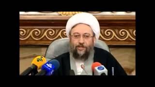 رئیس قوه قضائیه دولت روحانی را تهدید به برخورد کرد