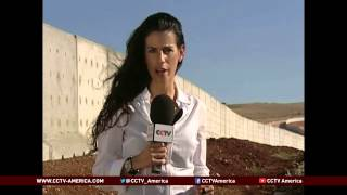Turkey builds new wall at Syria border