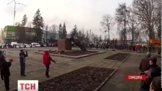 Два автомобілі, куплені за Леніна, відправили сьогодні полтавські активісти на передову - : 1:08