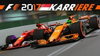 Ist Mclaren Siegfähig? – F1 2017 KARRIERE #77 | Formel 1 4K Gameplay German