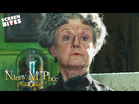 Nanny McPhee: Aunt Adelaide (Angela Lansbury) Grills Mr Brown (Colin Firth)