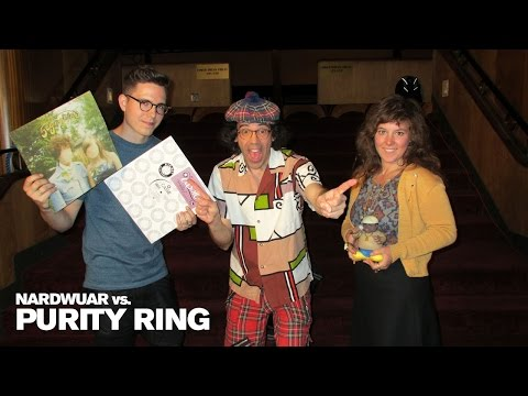 Nardwuar vs. Purity Ring