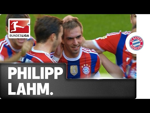 Philipp Lahm - Player of the Week