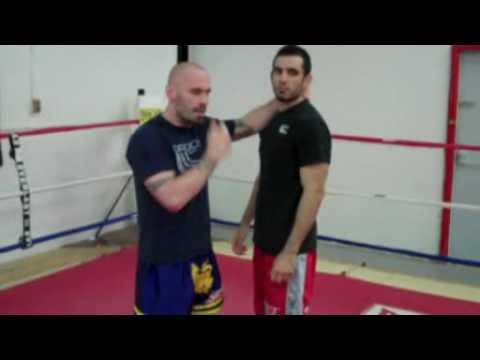 Marlton Muay Thai Kickboxing / Muay Thai Tips: Defense to the Plum Clinch Image 1