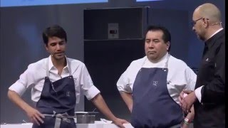 Suiza | Chef Virgilio Martinez | Peru