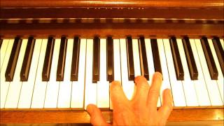 The Most Essential Chords To Learn, Jazz Piano Tutorial