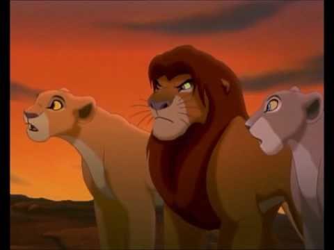 Le Roi Lion 2-Trahison