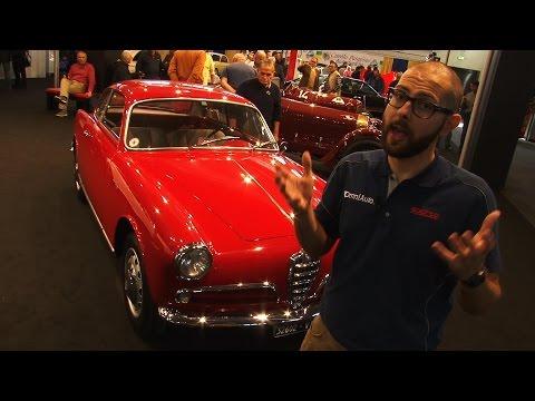 Alfa Romeo Giulietta Sprint, bellissima (quella originale) | Auto e Moto d'Epoca 2014