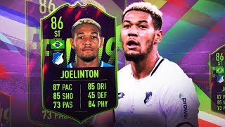FUTURE STARS JOELINTON 86! OVERPOWERED OR JUST AVERAGE? FIFA 19 ULTIMATE TEAM