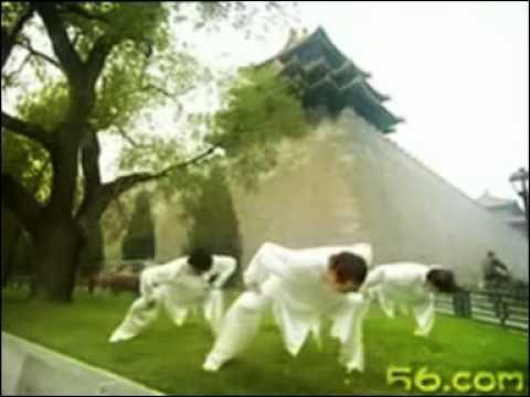 氣功 - Qi Gong. Ba Duan Jin: 8 piezas de Brocado