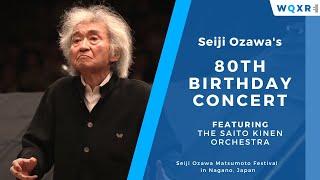 Download Seiji Ozawa's 80th Birthday Concert (Excerpt) 3Gp Mp4