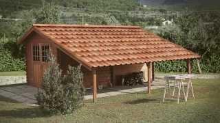ONDUVILLA by Onduline, a unique roofing solution