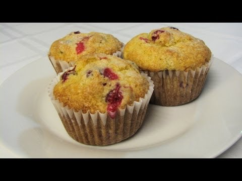 Cranberry Orange Muffins -- Lynn's Recipes