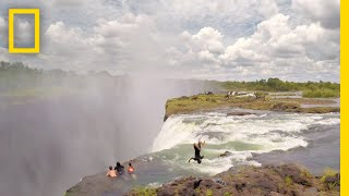 Soar Above Victoria Falls   National Geographic