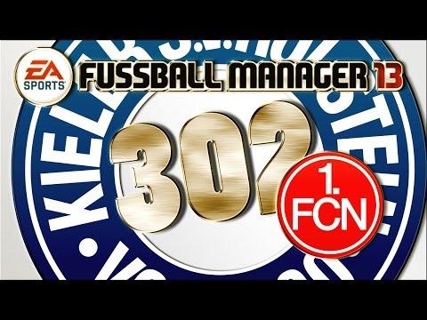 Fussball Manager Let's Play | #302 | 16. Spieltag - 1. FC Nürnberg | FM13 LP