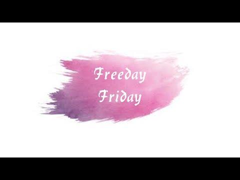 Freeday Friday - Tutorial Friday - Time Lapse - Premiere Pro CC 2018!
