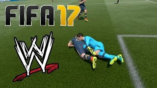 FIFA 17 Fails - With WWE Commentary #1