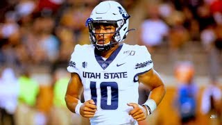The BEST QB You SHOULD Be Talking About || Utah State QB Jordan Love Highlights ᴴᴰ