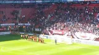 Wie wilt weer noar huus Fc Twente-Nec