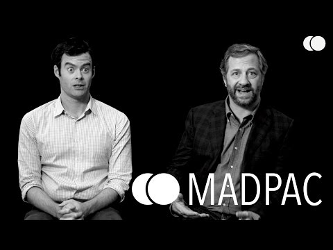 Interview Bill Hader and Judd Apatow - MADPAC