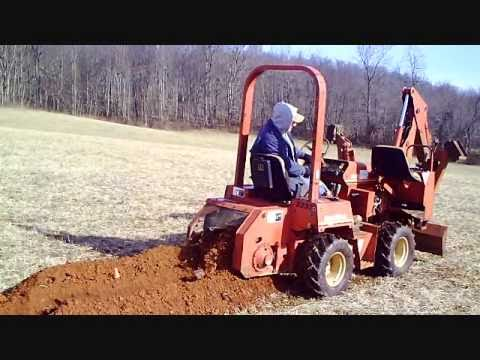 Ditch Digging